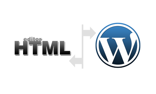 HTML for WP