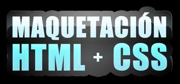 Maquetación HTML y CSS katharsix