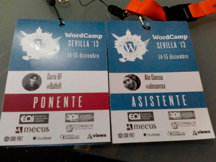 pases wordcamp sevilla