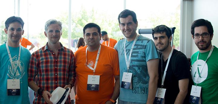 Organizadores WordCamps en España